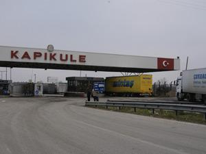 Bulgaristan'a Yapılan İkili Taşımalar Hamzabeyli Sınır Kapısından Çıkış Yapacak