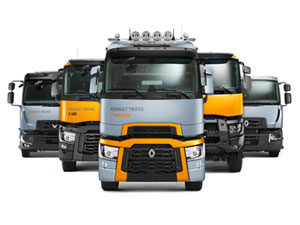 Renault Trucks T 2019 Modelleri Satışa Sunuldu