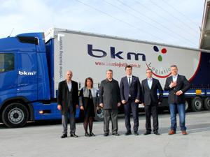 BKM Lojistik Filosunu Tırsan Markası İle Güçlendirdi