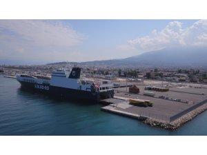 U.N. Ro-Ro Büyüyen Operasyonlarında Ekol'ün Ro-Ro Limanını Kullanacak