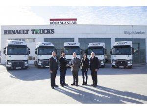 Eksa Transport Filosu Renault Trucks İle Güçlendi
