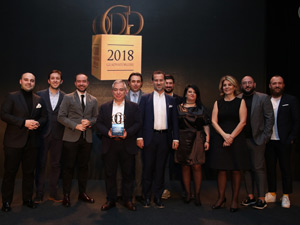 Mercedes-Benz Türk'e ODD Gladyatörleri'nden İki Ödül