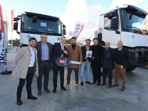 HCC Maden Filosu Renault Trucks İle Güçlendi