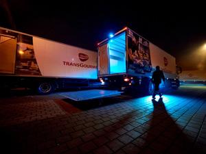 Transgourmet 5 Adet Allison Donanımlı CNG'li Araç Teslim Aldı