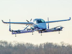 Boeing'in Otonom Hava Aracı İlk Uçuşunu Gerçekleştirdi