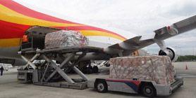MyCARGO Filipinler'e Yardım Malzemesi Taşıdı