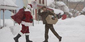 UPS Yeni Yıl Neşesini Taşıyor