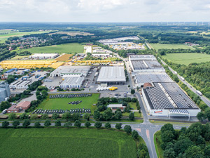 Krone doubles its production capacity for swap bodies and dry freight boxes
