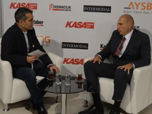Tea & Talk 2018; Europe Intermodal Genel Müdürü Pulat Erginbaş (video)
