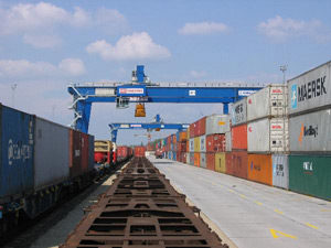 "IEA:""Intermodal is the key to the future of rail freight"""