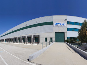 Arvato SCM Solutions achieves GMP certification