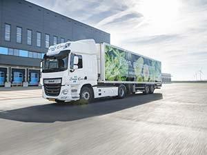 Elektrikli ve Hibrit DAF'larla Sıfır Emisyonlu Taşımacılık