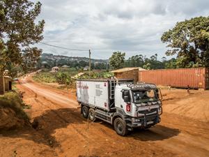 Renault Trucks Dünya Gıda Programına Katkılarını Sürdürüyor