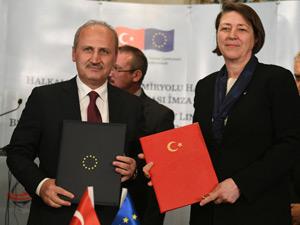 Türkiye AB Ülkelerine Hızlı Tren Hattıyla Bağlanacak