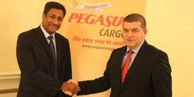 Pegasus Kargo Ortadoğu, Afrika ve Hindistan'da Güçleniyor