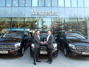 VTR Turizm Filosunu 25 Adet Mercedes-Benz Vito İle Yeniledi