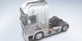 Bosch Ağır Ticari Araçlar İçin Hibrid Teknolojisi Üzerinde Çalışıyor