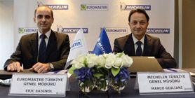 Michelin Perakende Zinciri Euromaster İle Hizmette Çıtayı Yükseltti