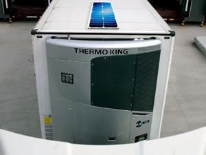 Thermo King Solar Panel Şimdi Daha Güçlü