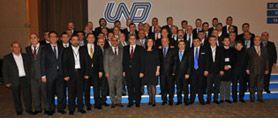 UND'nin Yeni Başkanı Çetin Nuhoğlu Oldu