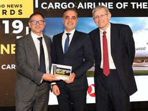 Turkish Cargo Global Lojistik Sektörünün OSCAR'ına Layık Görüldü