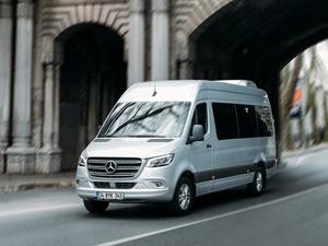 Mercedes-Benz'in Amiral Gemisi Sprinter Türkiye'de