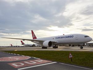 Turkish Cargo Porto'yu Kargo Uçuş Ağına Ekledi