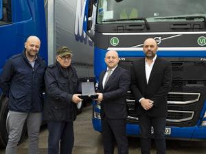 Mete Transport Filosunu Volvo Trucks İle Güçlendirdi