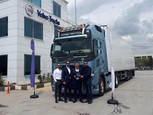 Seyid Lojistik Volvo Trucks Çekicilerle Filosunu Güçlendirdi