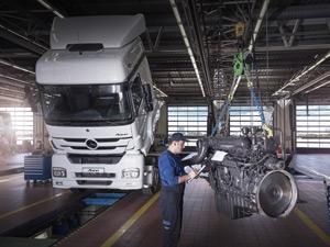 """Mercedes-Benz Türk'ün """"Sıfır Gibi Motor"""" Serisi Genişliyor"""