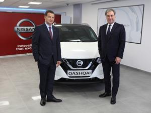 Nissan Türkiye'de Üst Düzey Değişiklik