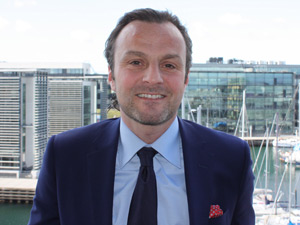 DFDS Akdeniz İş Birimi'nin Başına Lars Hoffman Atandı