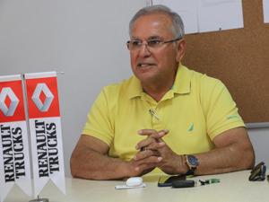 Erman Nakliyat Filosuna 5 Renault Trucks Çekici