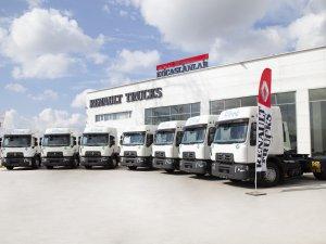 Alltrak Renault Trucks D Serisini Tercih Etti