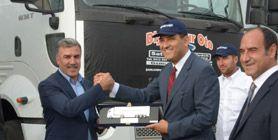 Ford Cargo Özakman Petrol'ün Filosuna Güç Katacak