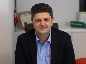 """Mars Logistics Demiryolu Genel Müdür Yardımcısı Erdin Erengül, """"Demiryolu taşımacılık hizmetlerimizde önemli projeler gerçekleştiriyoruz"""""""