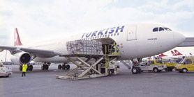 Türk Hava Yolları Kargo Taşımaları İlk Ayda Artış Gösterdi