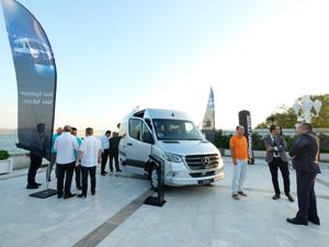 Yeni Mercedes-Benz Sprinter Müşterileri ile Buluştu