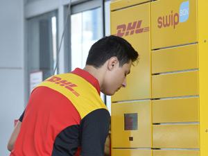 DHL Express'ten Teslimatlara SwipBox Çözümü