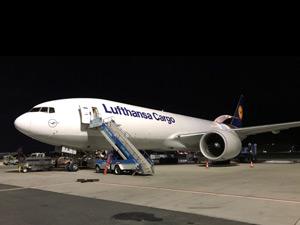 Lufthansa Cargo - Doğu ve Kuzey Avrupa'dan sorumlu Başkan Yardımcısı Annette Kreuziger & Lufthansa Cargo Türkiye Direktörü Hasan Hatipoğlu: Lufthansa Cargo Dijitalleşme Treninde İlk Vagona Yerleşmeyi Hedefliyor
