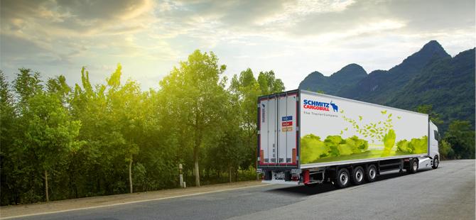 Schmitz Cargobull Ağaç Dikme Kampanyası Başlattı