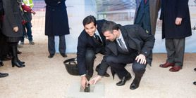 Grimaldi Grubu Yeni Terminal İçin Barselona Limanı'nda Temel Attı