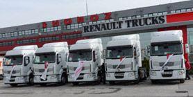 Renault Trucks Kayra Nakliyat Filosunu Güçlendirdi