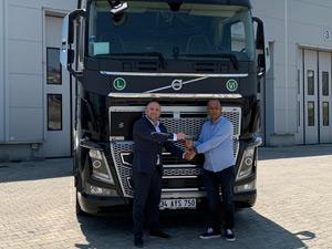 AYS Uluslararası Nakliyat Volvo FH16 750 HP İle Filosunu Güçlendirdi