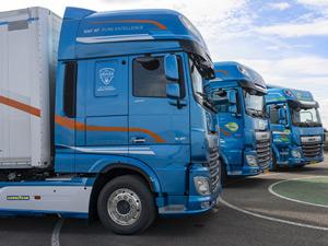 2019 Uluslararası DAF Sürücüler Karşılaşması Finali Goodyear'ın Test Sahalarında Yapılacak
