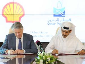 Shell ve Petroleum'dan Denizlerde LNG Kullanımını Arttıracak Anlaşma
