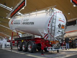 Tırsan Nufam 2019 Fuarında Üç Yeni Aracını Sergiledi