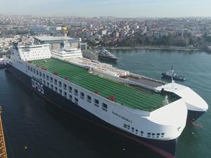 Lars Hoffmann: DFDS Akdeniz İş Birimi Olarak Türkiye Yatırımımızdan Memnunuz