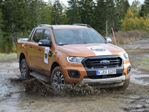 Ford Ranger 2020 Uluslararası Pick Up Ödülünü Kazandı