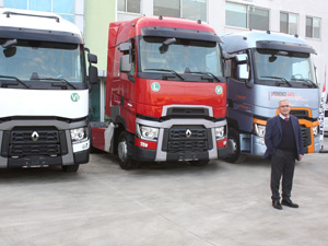 Renault Trucks Erman Grup İle Bayi Ağını Genişletiyor